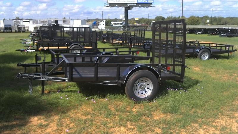 2018 Other Single Axle Utility Trailer