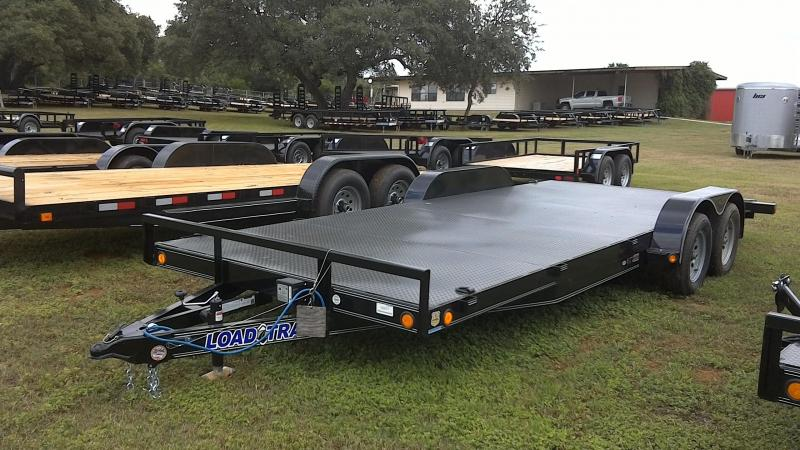 2019 Load Trail 83X20 Steel Deck Car / Racing Trailer