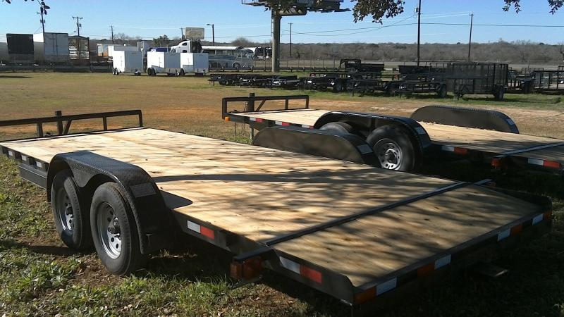 2019 Centex Trailers 82X20 Tandem Axle Car / Racing Trailer