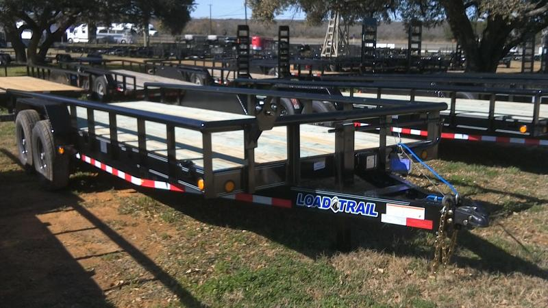 2019 Load Trail 83X20 Super Duty Utility Trailer