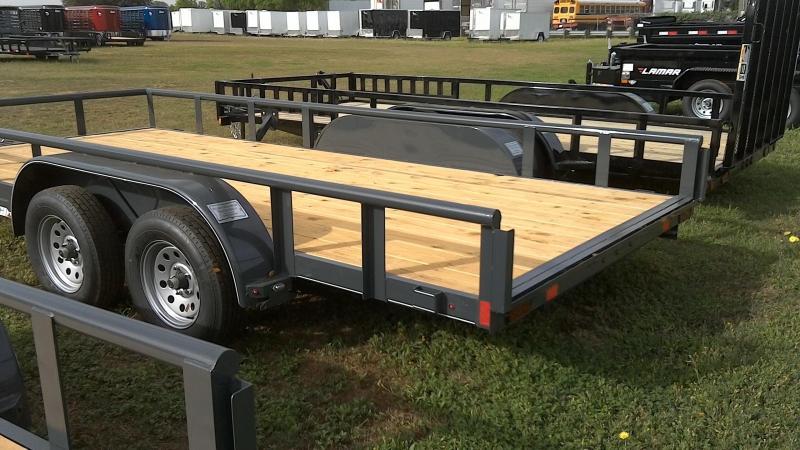 2019 Load Trail 83X16 Tandem Utility Trailer