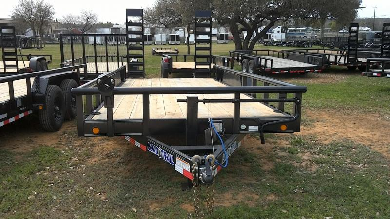 2019 Load Trail 83X18 Super Duty Utility Trailer