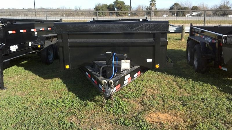 2019 Load Trail 83X16 Tandem Dump Trailer