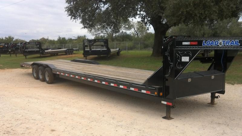 2018 Load Trail 102X40 Triple Axle Car / Racing Trailer