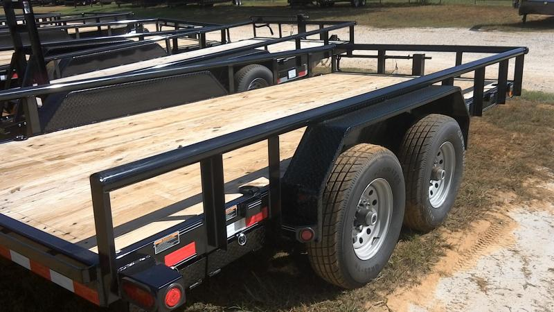 2018 Load Trail 83X16 Super Duty Utility Trailer