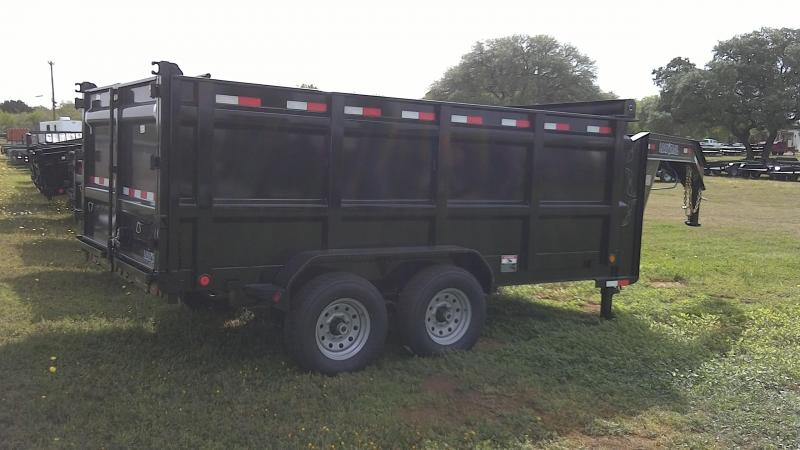 2019 Load Trail 83X14 Gooseneck Dump Trailer