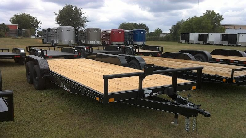 2019 BCI Trailers 83X20 Tandem Car / Racing Trailer