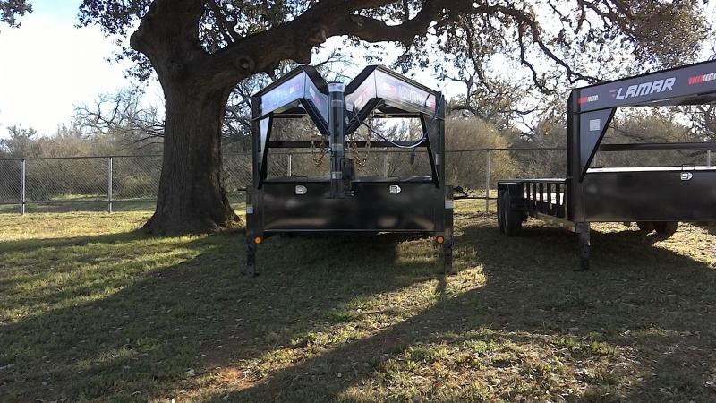 2019 Load Trail 83X24 Tandem Gooseneck Tilt Utility Trailer
