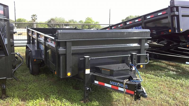 2019 Load Trail 83X16 Bumper Pull Dump Trailer