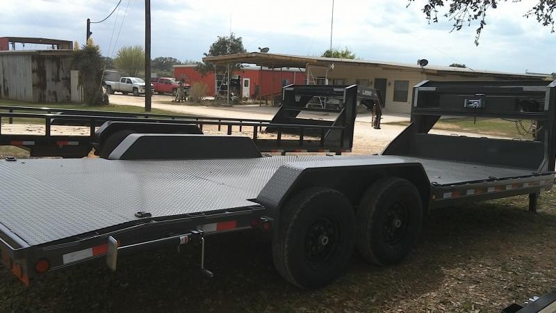 2019 Load Trail 102X22 Gooseneck Equipment Trailer