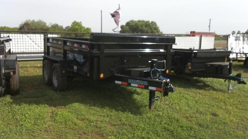 2019 Load Trail 83X12 Tandem Dump Trailer