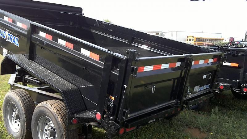 2019 Load Trail 83X12 Tandem Dump Trailer