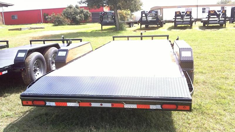 2019 Lamar Trailers 83X20 Heavy Duty Car / Racing Trailer