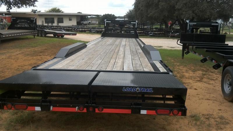 2018 Load Trail 102X40 Triple Car / Racing Trailer