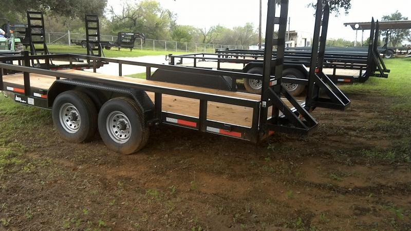 2019 BCI 83X18 Super Duty Utility Trailer