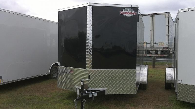 2019 Cargo Mate 7X14 Tandem Enclosed Cargo Trailer