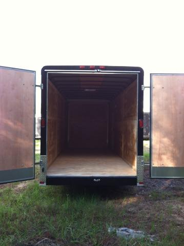 Diamond Cargo Enclosed Cargo Trailer 7x18 Ta 7 6 Interior