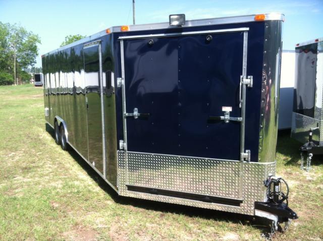 Diamond Cargo 8.5x24 Enclosed Snowmobile Trailer with 5' Ramp in Ashburn, VA