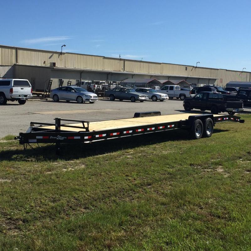 Down 2 Earth Trailer 82x34-7000TA Car Equipment Trailer in Ashburn, VA