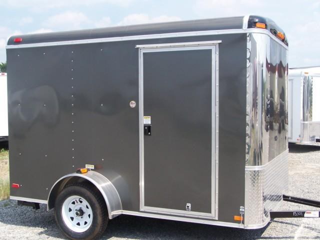 DIAMOND CARGO 6X10 SA ROUND TOP CARGO TRAILER in Ashburn, VA