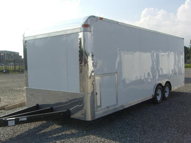 8.5x24  Rock Solid Cargo Race Trailer 2 in Ashburn, VA