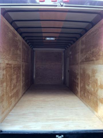 Diamond Cargo Enclosed Trailer 7x16 TA 6'8 Interior
