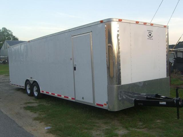 8.5X28 TR Enclosed Cargo Trailer 5200 lb. Axles in Ashburn, VA