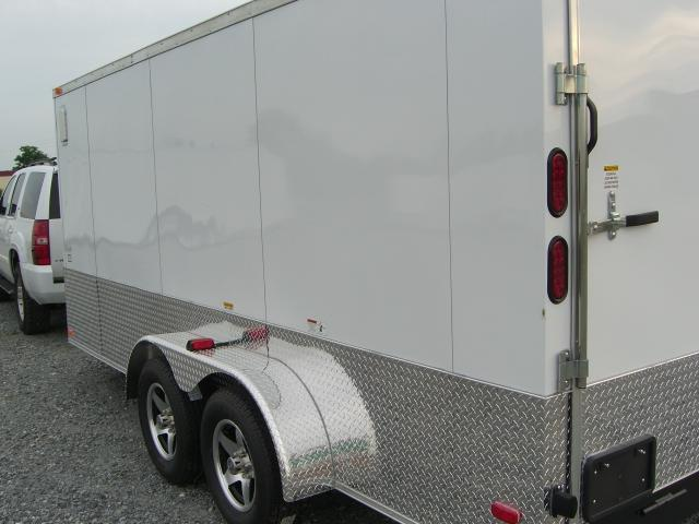 Diamond Cargo 7X16 TVRM Custom Enclosed Trailer in Ashburn, VA