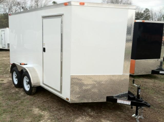 DIAMOND CARGO 6X12 TVR ENCLOSED CARGO TRAILER SCREW-LESS  in Ashburn, VA