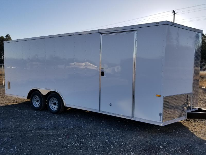 Rock Solid Cargo 8.5X20 Enclosed Cargo Trailer - In Stock in Ashburn, VA