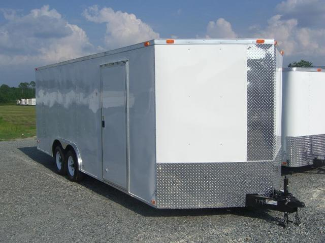 Diamond Cargo 8.5X20 TVR Enclosed Cargo Trailer W/5200 Axles in Ashburn, VA