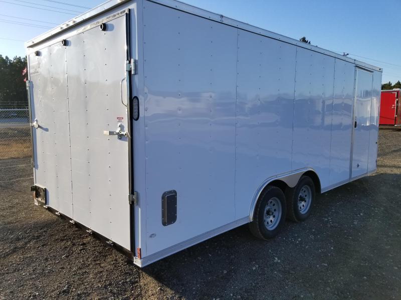 Rock Solid Cargo 8.5X20 Enclosed Cargo Trailer - In Stock