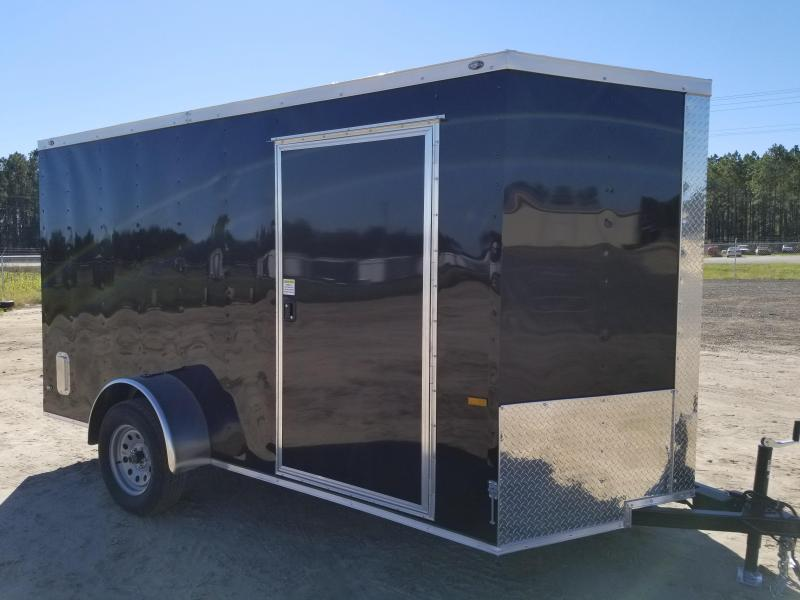Rock Solid 6X12 SVR Cargo Trailer - Several Colors In Stock in Ashburn, VA