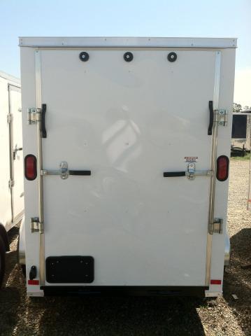 Diamond Cargo 5x8 Enclosed Cargo Trailer W/ Extra Height