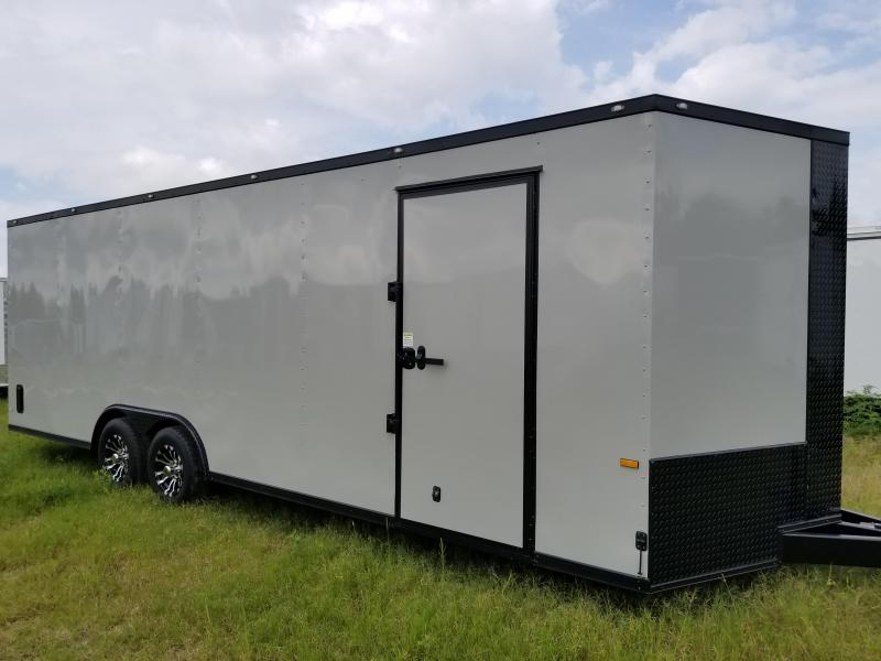 8.5X24 TVR Enclosed Cargo Trailer 5200 lb. Axles in Ashburn, VA
