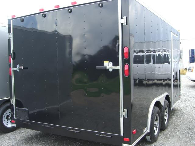 Diamond Cargo 8.5X16 TVR Enclosed Trailer Star Mag