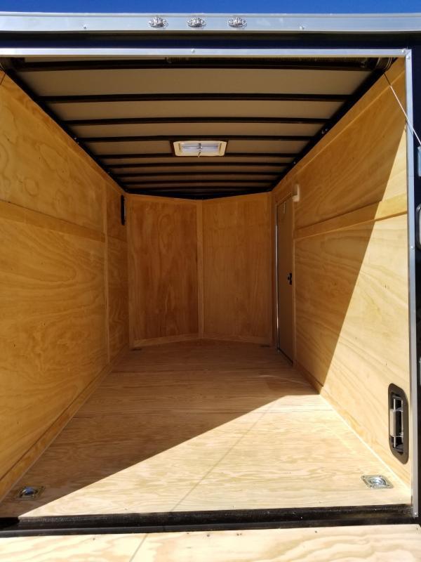 Rock Solid Cargo 6X12 SVR Enclosed Trailer