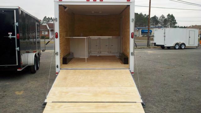 Diamond Cargo 8x14 Enclosed Cargo Trailer