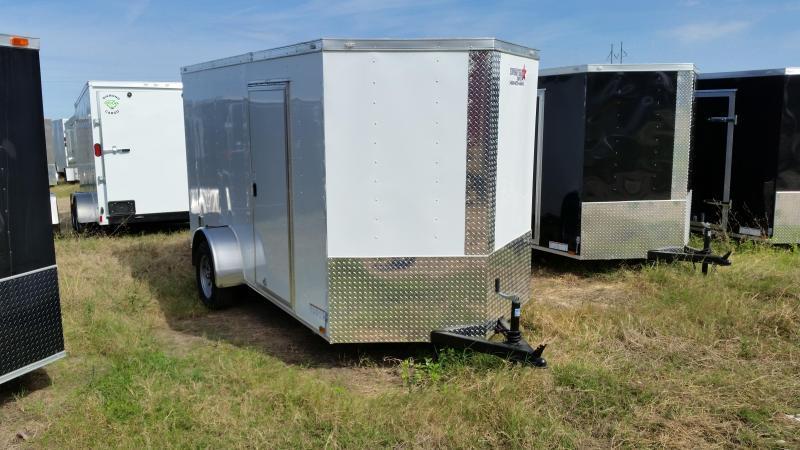 New 6x12 SA Enclosed Cargo Trailers in Ashburn, VA