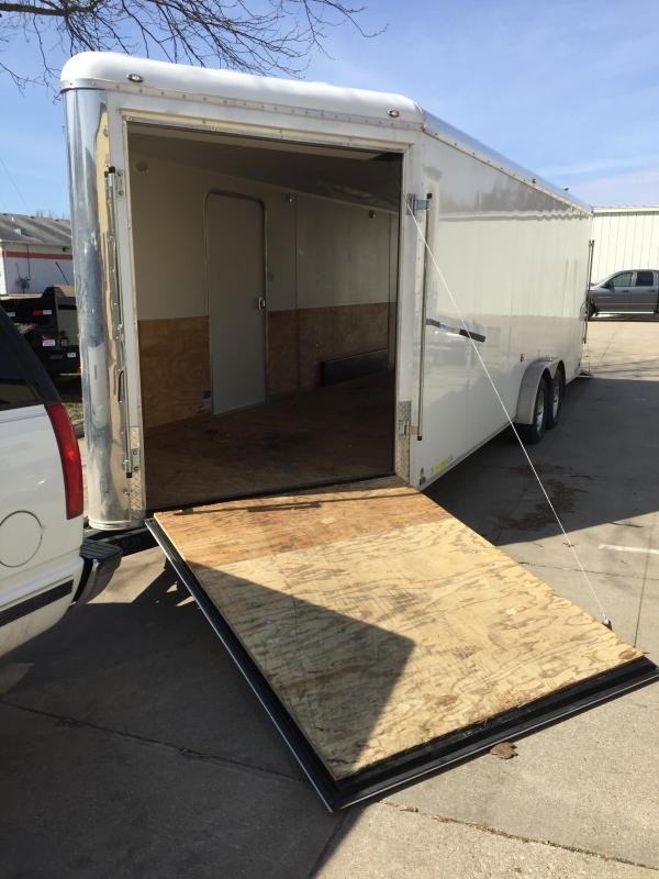 2018 Continental Cargo 7X28 Enclosed Cargo Trailer