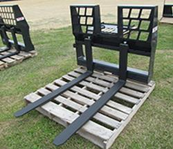 Stout Skid Steer Walk - Through Pallet 48""