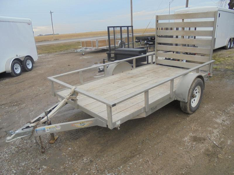 2012 H and H Trailer 5.5x10 Utility Trailer