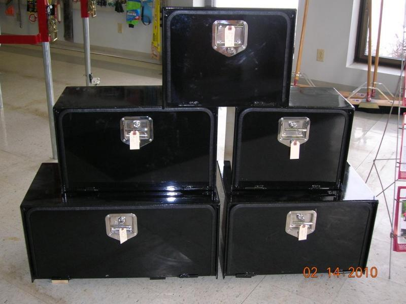 Circle D Toolboxes