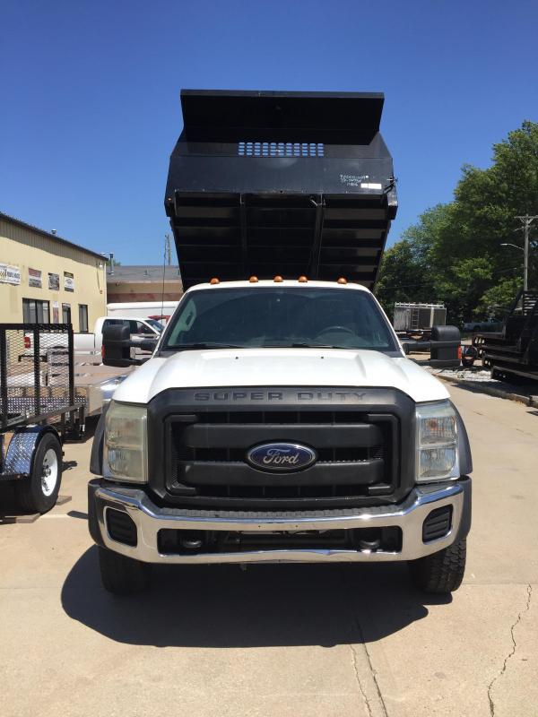 2012 Ford F-550 Super Duty Truck