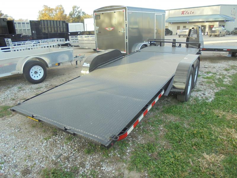 2019 H and H Trailer 16+4 GTL 14K