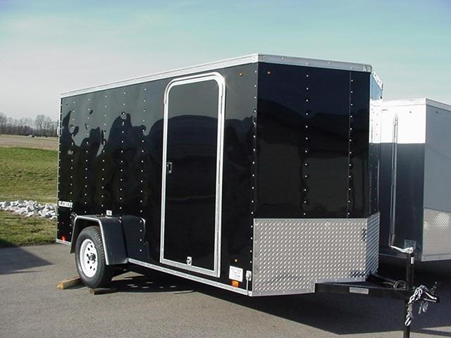 Pace American Journey SE 6' x 10' w/ Double Rear Doors