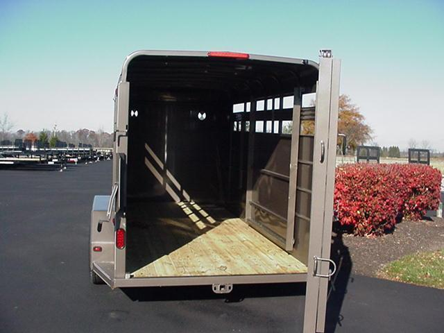 CornPro  6 x 16 x 6'6 Stock Trailer