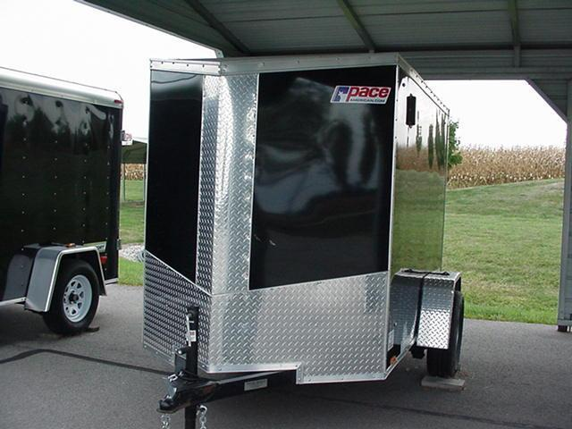 Pace American Journey SE 5' x 8' w/Ramp   in Ashburn, VA