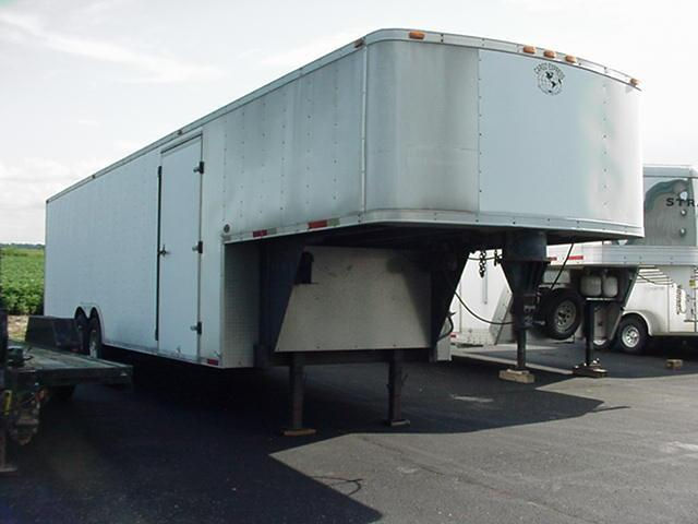2000 GN Car Hauler / Cargo Trailer