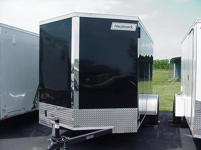 Haulmark HMVG612S 3000 6x12 V Nose w/ Ramp